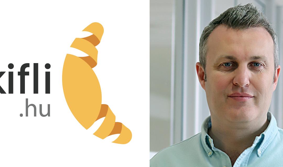Interview with James McQuillan, CEO of Kifli.hu
