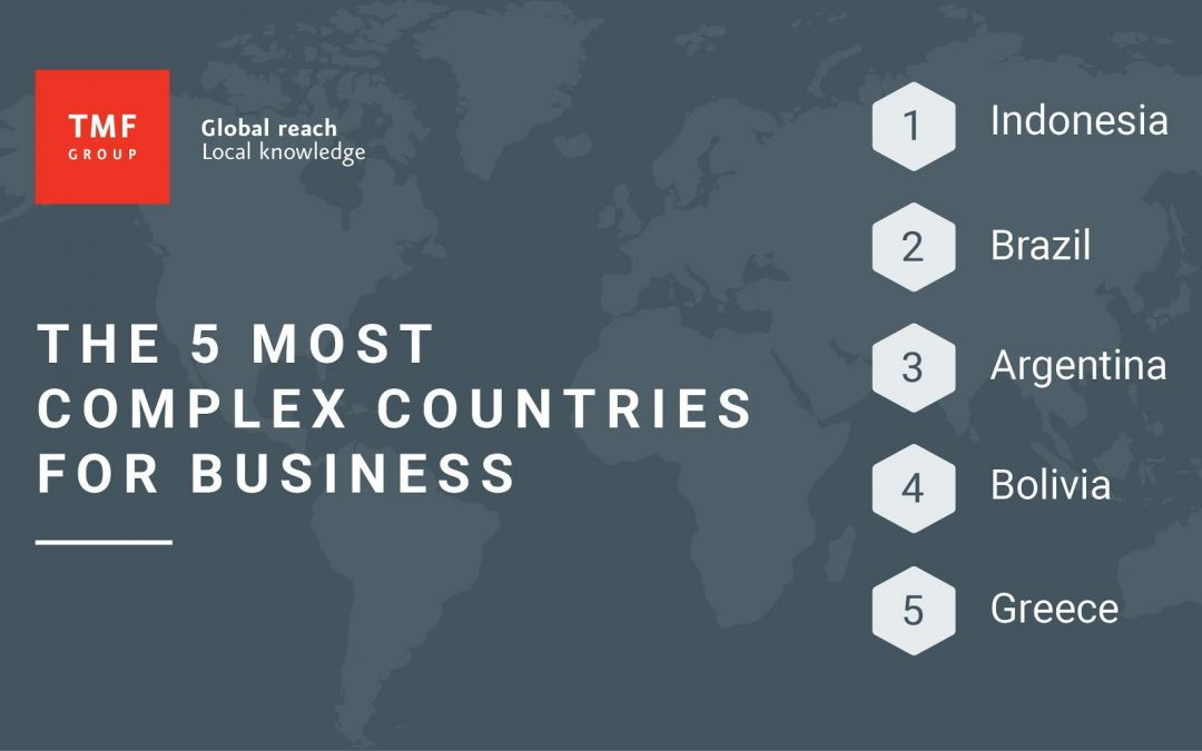 Global Business Complexity Index 2020 – TMF Group