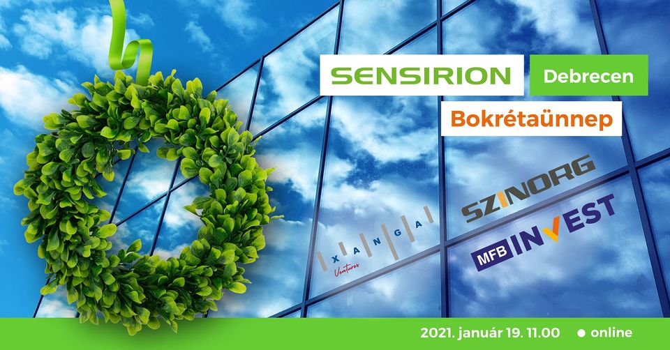 Invitation to the inauguration of Sensirion AG's new facilities