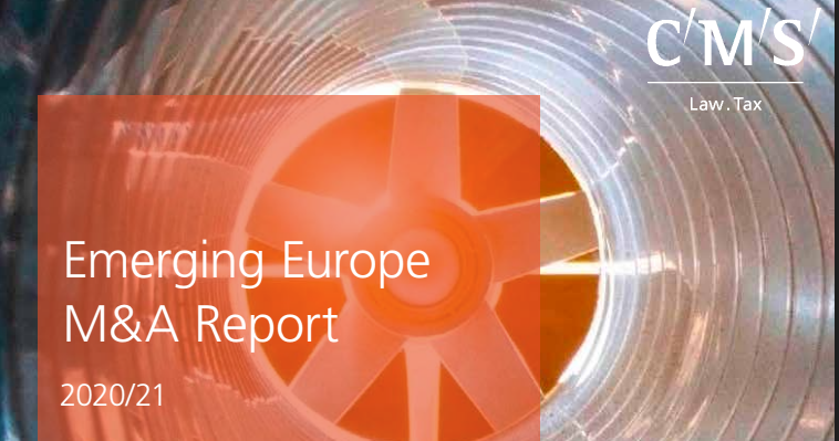 Emerging Europe M&A report 2020 by CMS