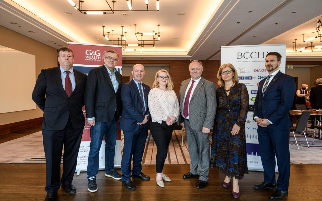 Meet the new BCCH Council